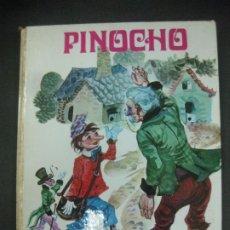 Libros de segunda mano: PINOCHO, LA CENICIENTA, EL SOLDADITO Y LA BAILARINA. ILUSTRACIONES FERNANDO SAEZ.. Lote 218592935