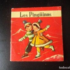 Libros de segunda mano: PEQUEÑO CUENTO CUENTOS MÁGICOS Nº 10.LOS PINGÜINOS.. Lote 218719595