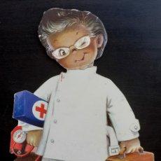 Libros de segunda mano: CUENTO TROQUELADO - EL DOCTOR HAZO - TEXTO Y DIBUJOS DE JUAN FERRÁNDIZ - LIBRO PARA NIÑOS. Lote 218738491
