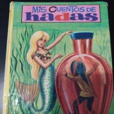 Livres d'occasion: MIS CUENTOS DE HADAS. COLECCIÓN. NÚMERO 20. EDITORIAL VASCO AMERICANA. EVA. PÁGINAS 60. PESO 350 GR.. Lote 218774585