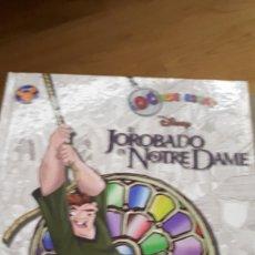 Libros de segunda mano: EL JOROBADO DE NOTRE DAME. Lote 218782185