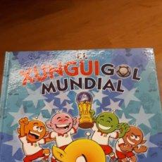 Libros de segunda mano: EL XUNGUIGOL MUNDIAL - CUENTO. Lote 218782426