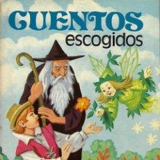Libros de segunda mano: CUENTOS ESCOGIDOS VOLUMEN 9 EDICIONES SUSAETA 1975. Lote 218928540
