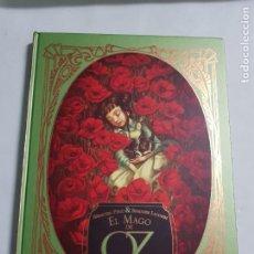 Libros de segunda mano: EL MAGO DE OZ EDITORIAL EDELVIVES ESTADO DE KIOSKO MAS ARTICULOS. Lote 219237666