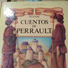 Libros de segunda mano: CUENTOS DE PERRAULT. CON PRECIOSAS ILUSTRACIONES A COLOR DEFRANKIE MERLIER. EDITORIAL MONTENA. Lote 219652576