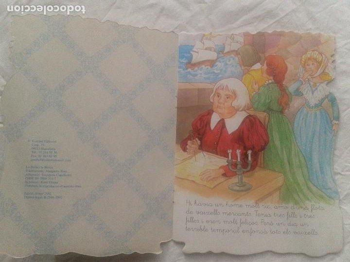 Libros de segunda mano: Cuento en catalán La bella y la Bestia - Foto 2 - 219903666