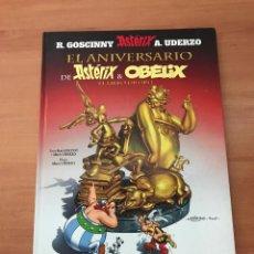 Libros de segunda mano: EL ANIVERSARIO DE ASTERIX & OBELIX AS. Lote 220675647