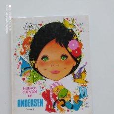 Libros de segunda mano: NUEVOS CUENTOS DE ANDERSEN. Lote 220758998