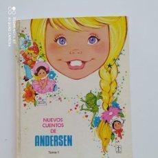 Libros de segunda mano: NUEVOS CUENTOS DE ANDERSEN TOMO 1. Lote 220759263