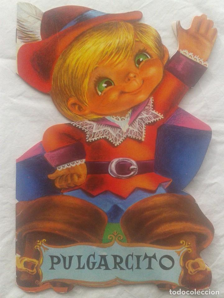 CUENTO DE PULGARCITO TROQUELADO (Libros de Segunda Mano - Literatura Infantil y Juvenil - Cuentos)