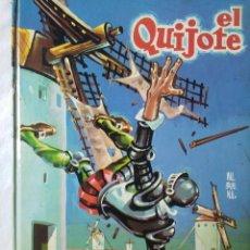 Libros de segunda mano: EL QUIJOTE. Lote 221446762