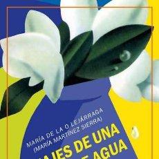 Libros de segunda mano: VIAJES DE UNA GOTA DE AGUA.LMARÍA DE LA O LEJÁRRAGA .-NUEVO. Lote 221622202