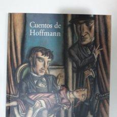 Libros de segunda mano: CUENTOS DE HOFFMANN - ANAYA - 1 EDICION 2000. Lote 221722383