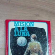 Libros de segunda mano: COLECCIÓN ESTELAR - MISIÓN A LA LUNA - EDITORIAL EVEREST - 1982 -. Lote 221784141