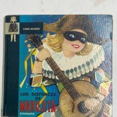Libros de segunda mano: L-5279. LOS DISFRACES DE MARUJITA, ILUSTRACIONES DE CORREAS. 1959.. Lote 221929377