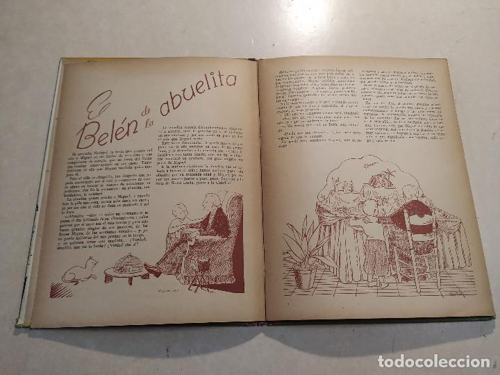Libros de segunda mano: EL BELÉN DE LA ABUELITA - ILUSTRACIÓN SORPRESA - COMPLETO - Foto 3 - 221929465