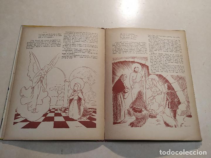 Libros de segunda mano: EL BELÉN DE LA ABUELITA - ILUSTRACIÓN SORPRESA - COMPLETO - Foto 4 - 221929465