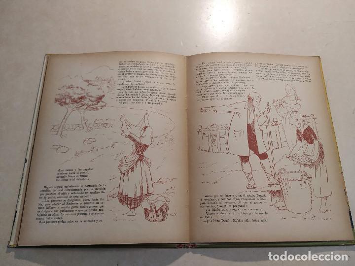 Libros de segunda mano: EL BELÉN DE LA ABUELITA - ILUSTRACIÓN SORPRESA - COMPLETO - Foto 8 - 221929465