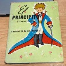 Libros de segunda mano: EL PRINCIPITO PRIMERA EDICIÓN 1958 FERNÁNDEZ EDITORES. Lote 221956253