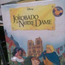 Libros de segunda mano: EL JOROBADO DE NOTRE DAME, DISNEY, ED. CIRCULO DE LECTORES. Lote 222016471