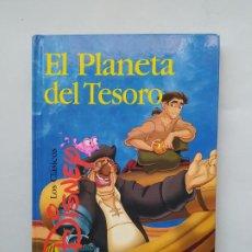 Libros de segunda mano: EL PLANETA DEL TESORO.LOS CLASICOS DE DISNEY. EDICIONES GAVIOTA. TDK556. Lote 222049852