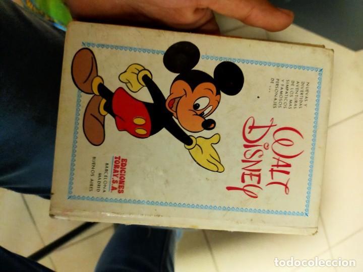 Libros de segunda mano: Antiguo libro Mini Disney - Tomo 6 - 1982 - Foto 3 - 222085930