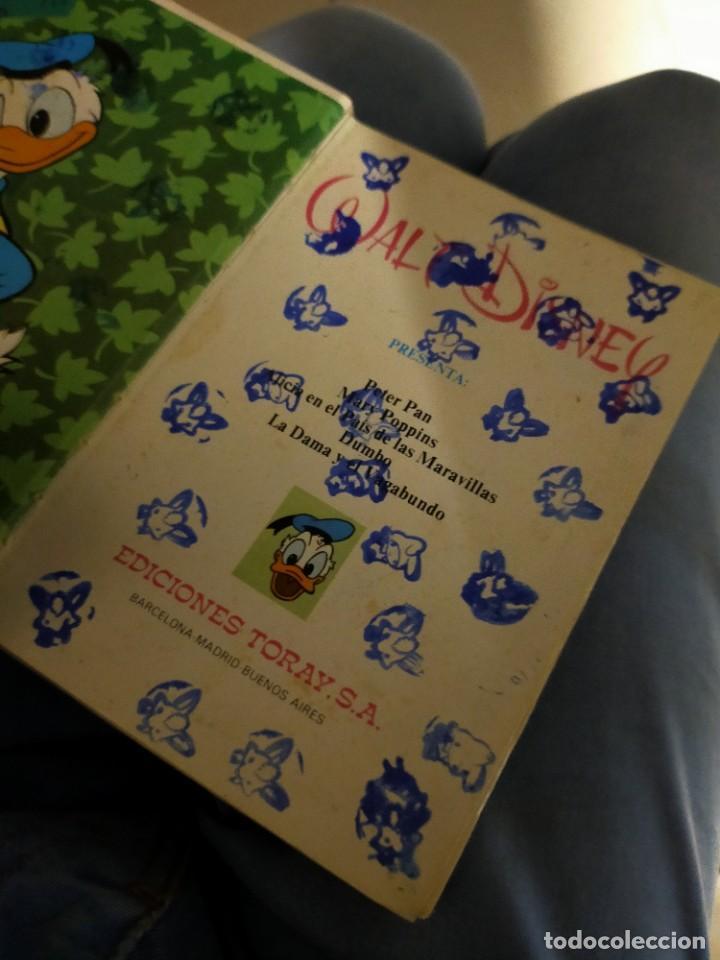 Libros de segunda mano: Antiguo libro Mini Disney - Tomo 6 - 1982 - Foto 5 - 222085930