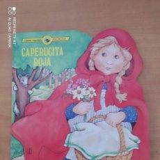 Libros de segunda mano: CAPERUCITA ROJA. Lote 222089727