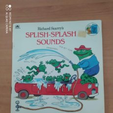 Libros de segunda mano: SPLISH - SPLASH SOUNDS. Lote 222091696
