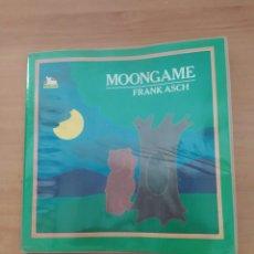 Libros de segunda mano: MOONGAME. Lote 222091908