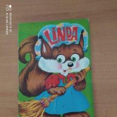 Libros de segunda mano: LINDA. Lote 222091957