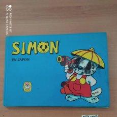 Libros de segunda mano: SIMÓN EN JAPÓN. Lote 222091966