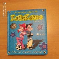 Libros de segunda mano: KATIEKAZOO. Lote 222092042