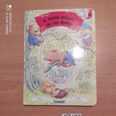 Libros de segunda mano: EL OSADO RESCATE DE LOS OSITOS. Lote 222092120