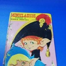 Libri di seconda mano: MINICLASICOS. TOMO 4. MARIA PASCUAL. EDICIONES TORAY. 5ª EDICION. 1979.. Lote 222550475