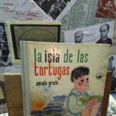 Libros de segunda mano: 003. LA ISLA DE LAS TORTUGAS. AMADO GEACIA. Lote 222571005