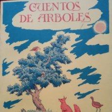 Libros de segunda mano: CUENTOS DE ÁRBOLES -- LUKAS Y EZEKIEL DE IZKUE. Lote 222577547