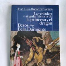 Libros de segunda mano: BESOS PARA LA BELLA DURMIENTE. Lote 222717345