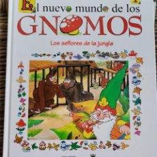 Libros de segunda mano: EL NUEVO MUNDO DE LOS GNOMOS 1. Lote 222719243