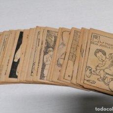 Libros de segunda mano: 36 CUENTOS PATUFET EN CATALAN BUEN ESTADO A TENER EN CUENTA SU ANTIGUEDAD. Lote 223401022