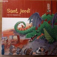 Libros de segunda mano: SANT JORDI. ELENA FERRO / SUBI. Lote 223838983