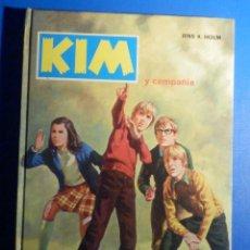 Libros de segunda mano: KIM - Y COMPAÑIA - Nº 1 - JENS K. HOLM - EDICIONES TORAY - 1974. Lote 224589746