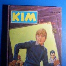 Libros de segunda mano: KIM - Y EL TESORO PERDIDO - Nº 2 - JENS K. HOLM - EDICIONES TORAY - 1974. Lote 224590155