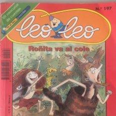 Libros de segunda mano: ROÑITA VA AL COLE. COLECCIÓN LEO LEO Nº197. Lote 224994830