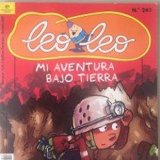 Libros de segunda mano: MI AVENTURA BAJO TIERRA. COLECCIÓN LEO LEO Nº 251. Lote 224994850