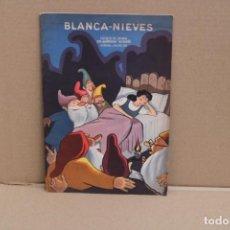 Libros de segunda mano: BLANCA-NIEVES. ILUSTRACIONES DE VALVERDE CASAS. EDICIONES ORVY S.L.. Lote 225487332