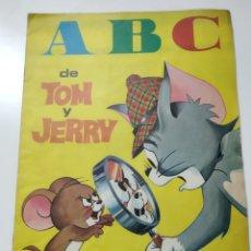 Libros de segunda mano: CUENTO ABC DE TOM Y JERRY AÑO 1967.ED.FHER. Lote 226364215