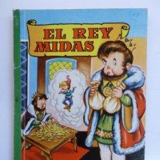 Libros de segunda mano: EL REY MIDAS. COLECCIÓN PARA LA INFANCIA. 1ª EDICIÓN 1958. Lote 226380705