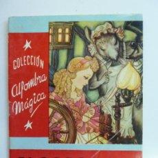 Libros de segunda mano: FLORECILLA. CUENTO DE ANDERSEN. COLECCIÓN ALFOMBRA MÁGICA. Nº 9. Lote 226381580
