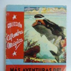 Libros de segunda mano: MÁS AVENTURAS DEL BARÓN DE LA CASTAÑA. COLECCIÓN ALFOMBRA MÁGICA. Nº 25. Lote 226383090